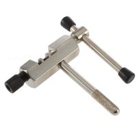 أجزاء الدراجات الصلب الدراجة سلسلة الكسارة القاطع إزالة أداة مزيل دورة الصلبة إصلاح أدوات دراجة سلسلة دبوس الخائن جهاز