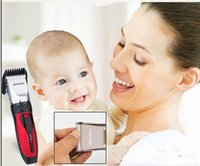 professional baby hair clipper trimmer ceramic head cutting ...