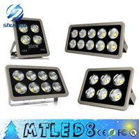 New LED Floodlight COB 200W 300W 400W 500W Reflector Flood L...