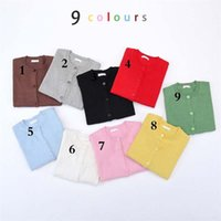 9color 2016 Children Fashion Sweater Kids Ins Long- Sleeved K...