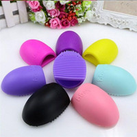 HOT Makeup Tools Brush Egg Makeup Washing Brush Pad Silicone...