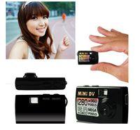 1080P Mini Caméra de Voyage DVR Enregistreur Vidéo Numérique Webcam Chat 90 Angle Portable HD Mini DV Caméra Support TF Carte