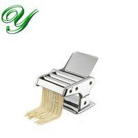 Nudelmaschine Maschine hausgemachte Spaghetti Ravioli Nudel machen Presse Slicer spiralizer Teigschneider Chopper 2 Klinge Küche Gadgets Geräte