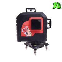 12Lines 3D MW-93T nivelamento a laser auto-nivelamento 360 cruz horizontal e vertical linha de feixe de laser vermelho super poderoso