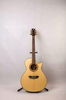 A guitarra da nova rima, a parte superior do painel sem forro de tecido, o pau-rosa lientang, a escala de madeira com flores de cerejeira, (é possível manter o padrão?