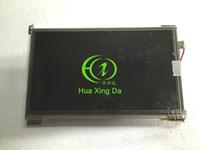 LQ0DAS1802 LQ070T5DG30 QPWBM0245TPZZ Nouvel affichage à cristaux liquides original de 4 fils avec le numériseur d'écran tactile pour la navigation de CAR GPS