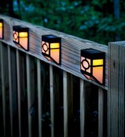 Solar Powered Wall Lamp Outdoor Wall Light Continential LED ...