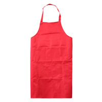 Popular New Sleeveless Simple Adjustable Plain Apron with Fr...