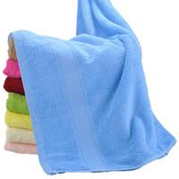 Toalla de toalla de algodón al por mayor barato de algodón sujetador de adultos toalla de playa grande movimiento