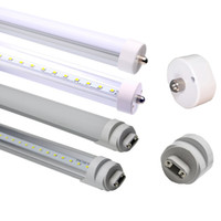 LED 8Ft Tube Light, 4000K 5000K 6000K (Cool white), FA8 singl...