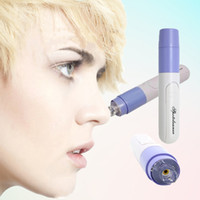 Mini Handheld Facial Blackhead Vacuum Suction Face Skin Prot...
