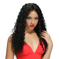 Passion Lace Front Perruques De Cheveux Humains Pour Les Femmes Noires Bouclés Avant De Lacet Perruque Brésilienne Vierge Perruques Avec Des Cheveux De Bébé Naturel Barré