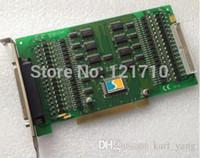 Endüstriyel ekipman panosu PISO-C64 ICP DAS REV 3.0 64 Kanal Optik İzole Açık Toplayıcı Dijital Çıkış Kartı