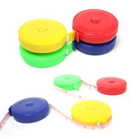 150CM Roulette Measuring Tape Measure Retractable Colorful P...