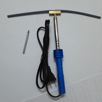 Wholesale- 40W 220V Soldering Iron With T- Tip T Shape Head F...