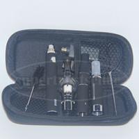 Cigarro eletrônico 3 em 1 Kit Vape Pen Starter Com AGO G5 Erva Seca Vaporizador De Cera De Vidro Globe Tank Dome Eliquid MT3 Atomizador