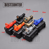 Tactical Red Dot riflescope Reflex Sight Fit Shotguns Rib Ra...