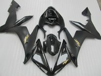 Injection molding plastic fairing kit for Yamaha YZFR1 2004 2005 2006 black fairings set YZF R1 04 05 06 OT05