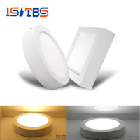 Led Panel Lights Dimmable 9W 15W 25W CREE Surface Mounted Le...