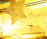 사용자 정의 색상 1m 이벤트 및 파티 장식 조명 풍선 스타