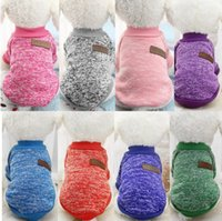 Classic Warm Dog Clothes Puppy Outfit Pet Jacket Coat Winter...