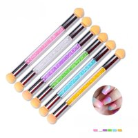 Double- ended Nail Art Gradient Shading Dotting Painting Pen ...