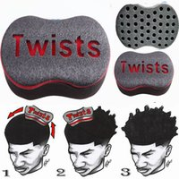 Magic Barber Hair Brush Sponge For Dread Locs Twist Coil Afr...