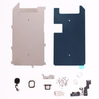 Free by DHL For iphone 6S plus Front Camera Flex Cable+ Home...