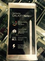 Samsung Galaxy S5 S6 kenar Artı Not 4 5 iphone 7 Artı Fabrika filmi OEM yeni telefon Ekran lens teyp koruyucu sticker