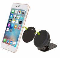 Stick Universal en el tablero de montaje del coche magnético del tablero de instrumentos para teléfonos celulares Mini tabletas con tecnología rápida SWIFT-SNAP