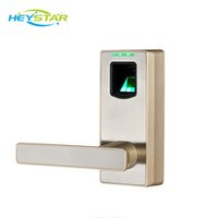wholesale hfsecurity wholesale economical cheap biometric fingerprint door - Biometric Door Lock