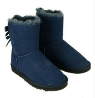 Factory Hot 2018 Australia classic tall winter boots real le...