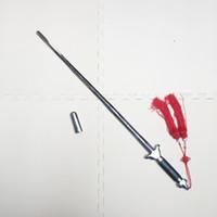 Heiße beste Qualität einziehbares Tai Chi-Schwert, chinesische Kampfkunst Wushu Kung Fu Tai Ji Trainingsgeräte Quasten. Geburtstagsgeschenke Großhandel.