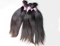 حزم البرازيلي العذراء الشعر مستقيم بيرو الهندي الماليزي الإنسان نسج الشعر غير المجهزة رخيصة الإنسان الشعر أسعار الجملة