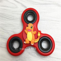 New Cartoon Fidget Spinner Spinning Top Classic Toys Hand Sp...