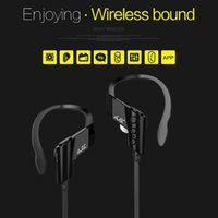 Wireless Sport Stereo Sweatproof Bluetooth Earphone Headset ...