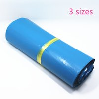 Blue 50Pcs Lot Self Adhesive Poly Mailer Express Bags Courie...