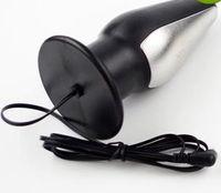 HOT Electric Shock Stimolazione elettrica Giocattoli Extreme Electro Bult Plug Elettro Sex Therapy Plug anale