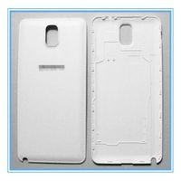 Haute Qualité Arrière Des Pièces De Couverture Arrière Pour Samsung Galaxy Note 3 N9005 N900 Logement Retour Porte Batterie Couvercle Arrière Avec Logo Livraison Gratuite