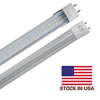 الصمام المصابيح الأنابيب 4 أقدام قدم 4 أقدام led أنبوب 18W 25W T8 ضوء الفلورسنت 6500K مصنع أبيض بارد بالجملة سطوع عالية، توفير الطاقة