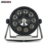 Fast Shipping LED Flat Par 9x10WD+ 30W RGB Lighting for Disco...
