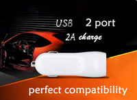 dual single USB Car Charger Quick Charge 12V convert 5V Phon...