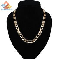 تصميم جديد الرجال الأزياء kc الذهب الصلب سلسلة قلادة المرأة خمر قلادة قلادة سلسلة مجوهرات تخصيص