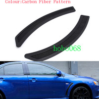 2x A Lot For Mitsubishi Lancer EVO Car Auto Fender Decorativ...