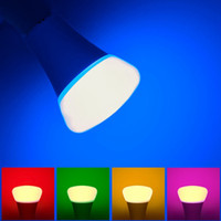 Umlight1688 10W E27 RGB LED Bulb Stage Lamp 12 Colors with R...