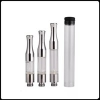 G2 Atomizers Plastic Body Metal Mouth Bud Touch Silver 510 t...