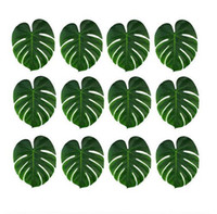 New Artificial Leaf 35x29cm Tropical Palm Leaves Simulation ...