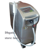 Medical 1064532nm Nd yag laser a impulsi lunghi per depilazione permanente e vascolare
