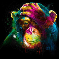Full Orangutan 5D DIY Diamond Painting Needlework Embroidery...