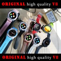 Original quality V8 Smart Watch Bluetooth Watches Android wi...